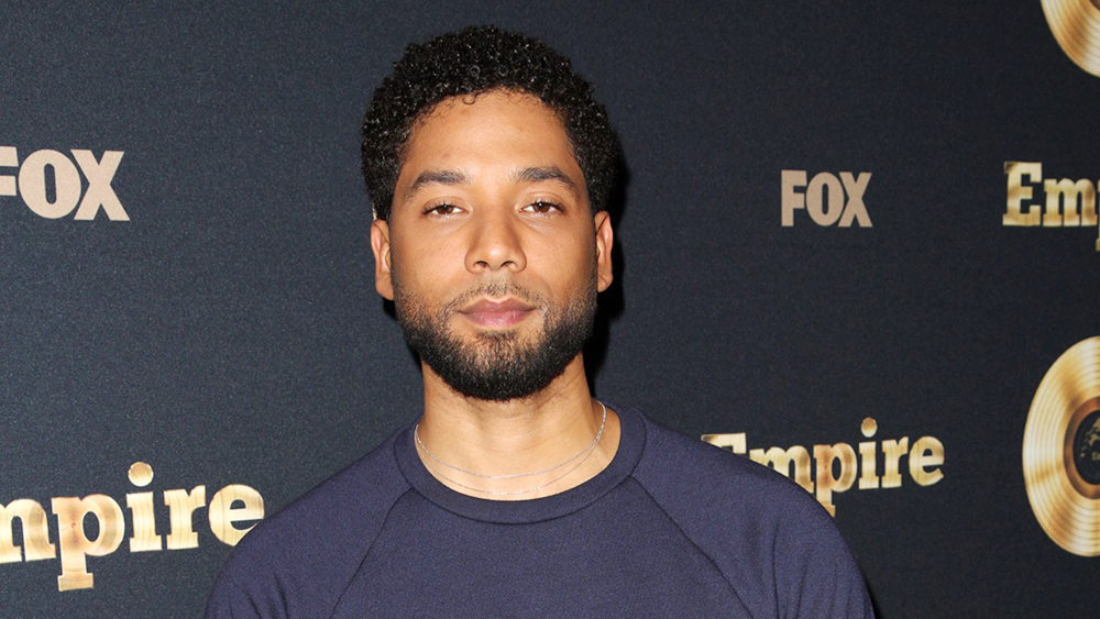 Jussie Smollet working on his first directorial project