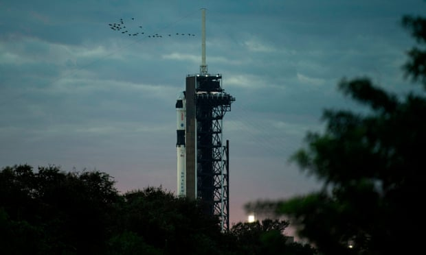 SpaceX Mission: Astronauts gear up for International Station Mission