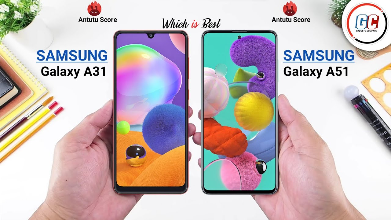 Samsung A51 and A31 were most selling devices in Q3