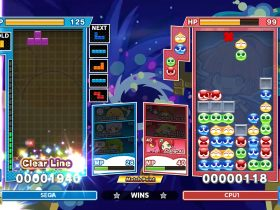 Puyo Puyo Tetris 2 Review: A Delightful Experience with lots of Gameplay Options