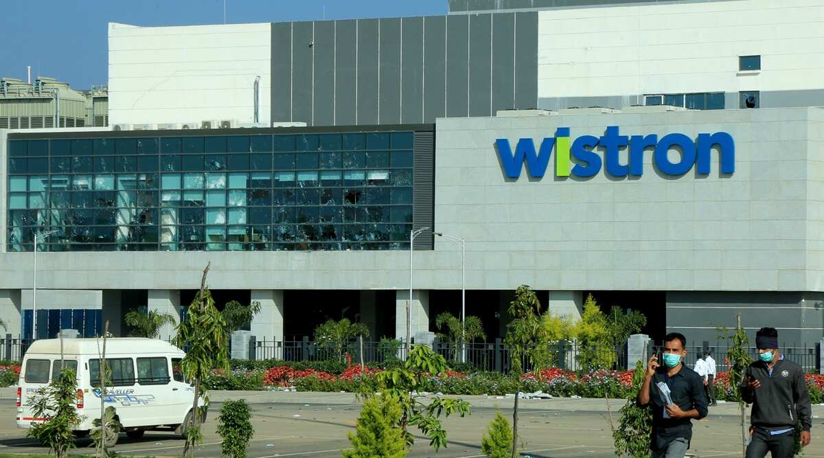 Probe Against Wistron By Apple after Recent Incident in Karnataka