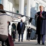 U.S. President Donald Trump Stated Democratic Lawmakers' Impeachment Effort as Completely Ridiculous.